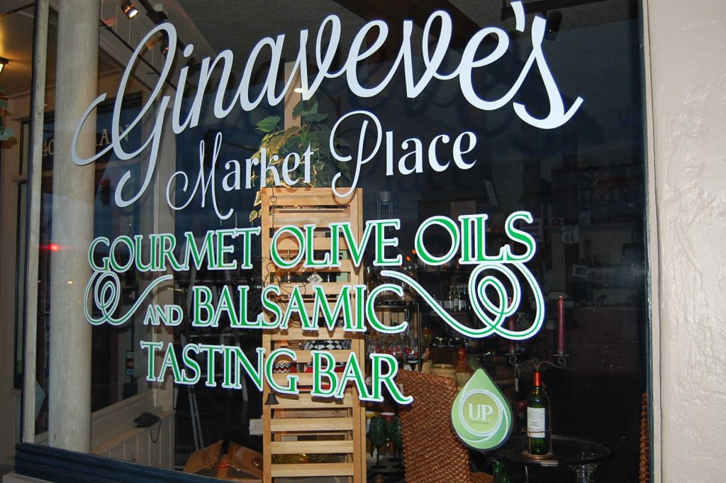 Ginaveves Market Place - Gourmet Olive Oils and Balsamic Tasting Bar