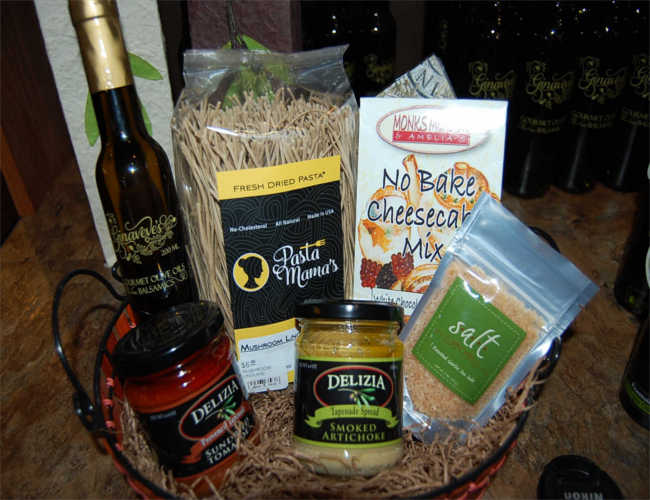 Gift Baskets by Ginaveve | Ginaveve's Market Place