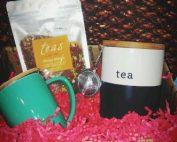 tea, roobios
