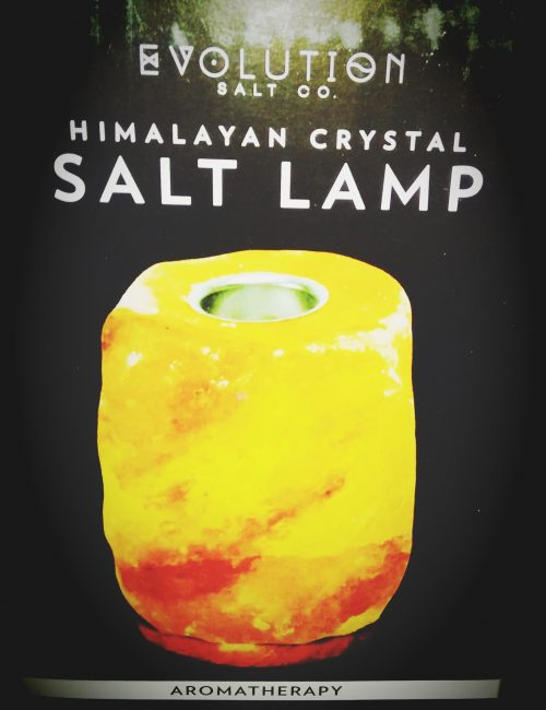 Do Salt Lamps Have To Be On To Work : Evolution Salt Co. Aromatherapy Salt lamp Ginaveve s Market Place